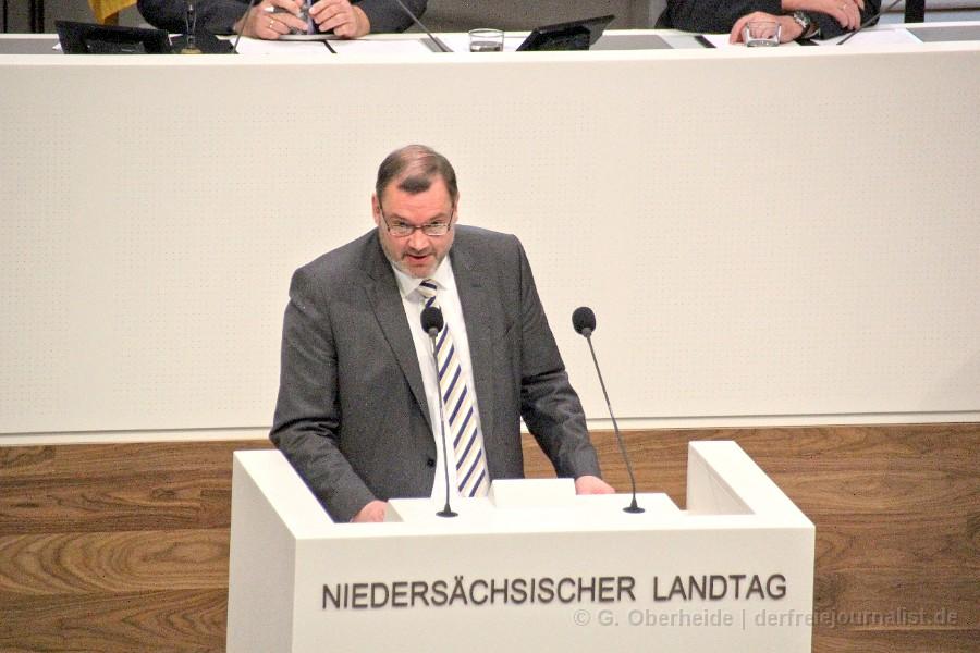 Landtag Niedesachsen, Klaus Wichmann (AfD)